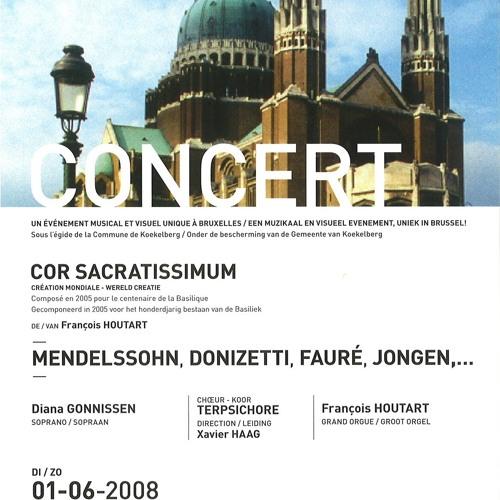 """""""Cor Sacratissimum"""" opus 21, soprano, chœur, orgue (2005)"""