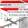 A Solar Impulse rendition of Orson Welles' 'War of the Worlds'