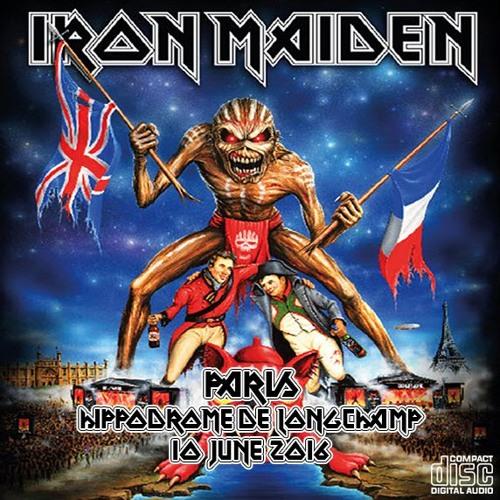 Baixar 2016-06-10 - Iron Maiden Prais - Hippodrome de Longchamp - The Book Of Souls