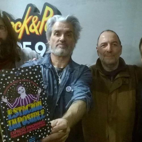Estación Imposible en radio Rana por Rock and Pop 14-06-2016