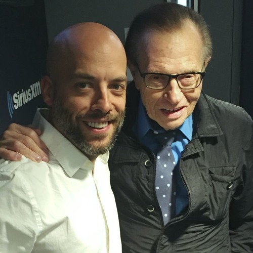 Will Larry King vote for his friend Donald Trump?