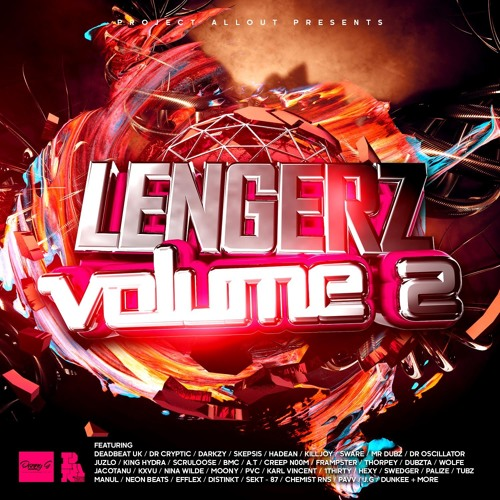 Dr Cryptic - My Style PROJECT ALLOUT PRESENTS - LENGERZ VOL 2 COMPILATION (VARIOUS ARTISTS)