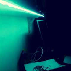 Cool Blue Light (LISTEN ON SPOTIFY)