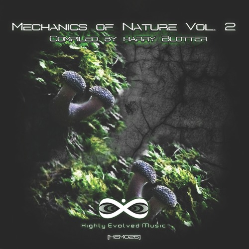 Experimental Substance - Harry Blotter [HEM026] Highly Evolved Music