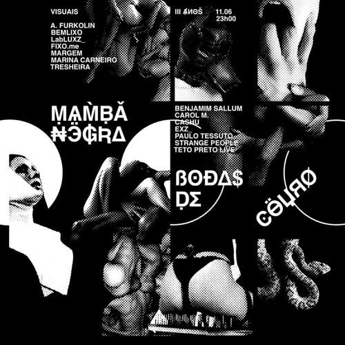 CASHU // MAMBA NEGRA 3 ANOS // BODAS DE COURO