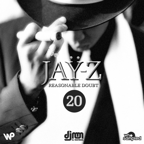 Jay Z 'Reasonable Doubt' 20th Anniversary Mixtape mixed by DJ Matman