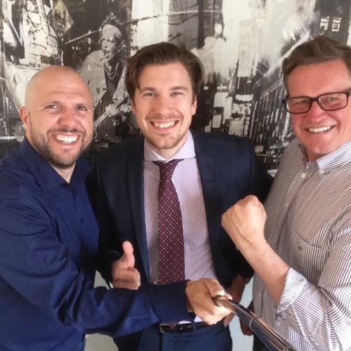 28 Är kalla samtal dött?! Social Selling med Philip Gozzi från Multipipe Nordic