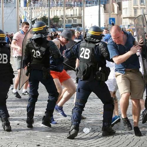 Inside Europe: Rampaging Russian Hooligans