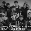 Atlanta Cypher   LJ, B - RED, Young - H, S - Fury