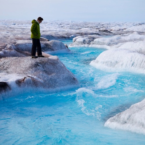 Storms, Isolation, and Endless Days: Investigating Greenland's Changing Ice Sheet