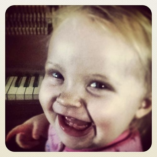 My Little Baby Girl
