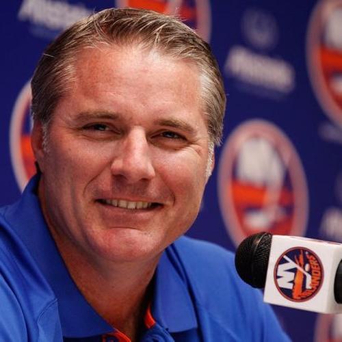 New York Islanders GM Garth Snow