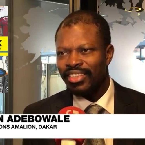 Crossing African boundaries through books: Suliaman Adebowale, head of Amalion Publishing