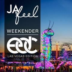 Ja feel EDC Las Vegas Weekender