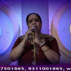 Honhaar Indu puri ! suronkiganga ! Maiya dil mera kho gaya ! Maa Vaishno devi bhent @ channel divya