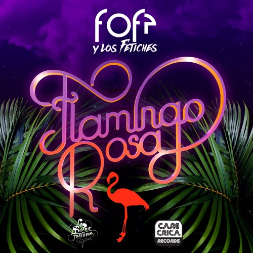 4. Flamingo Rosa