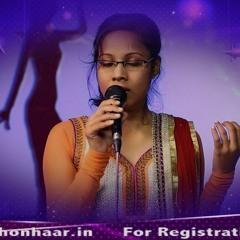 "Honhaar Asmita Singh ""suronkiganga"" O kanha ab to murli ki madhur suna do taan @ channel divya"