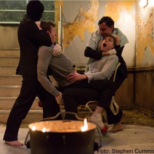 Dixikon - Theresa Benér om hur våld gestaltas på teaterscenen