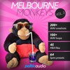 Melbourne Monkeys Vol 3 (300+ WAV files, 45 MIDI files, 64 Spire presets)
