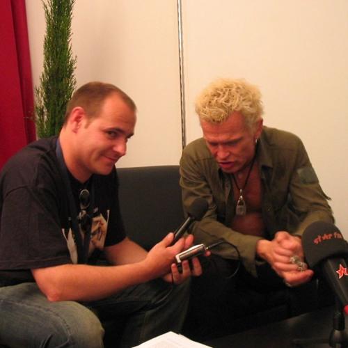 Interview mit 80er Rockstar BILLY IDOL