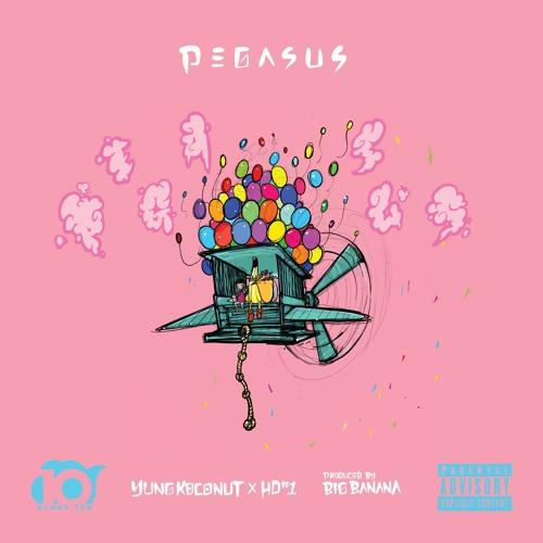 PEGASUS - Yung Koco x HDthe1 (Produced by BIG BANANA)
