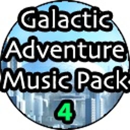 Galactic Adventure Music Pack 4