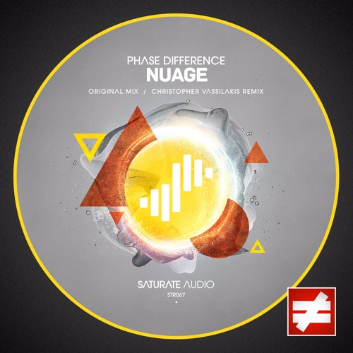 Phase Difference - Nuage (Original Mix)[Saturate Audio](Out Now!)