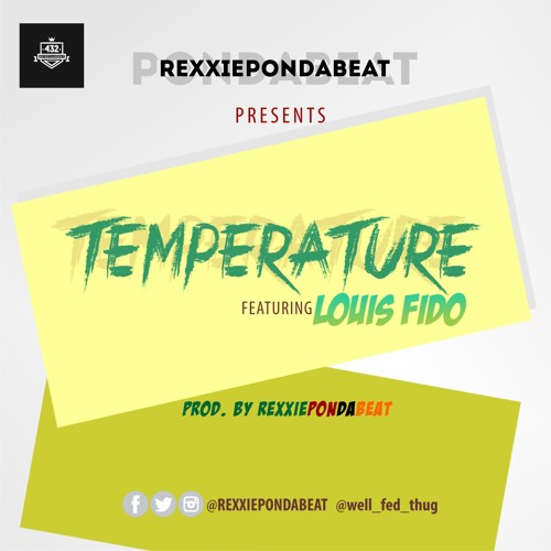 Temperature Ft. Louis Fido (Prod. By RexxiePonDaBeat)