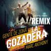 Gente de Zona Ft. Marc Anthony - La Gozadera [ Rosfel Marin Street Remix ] Free Download