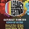 FRANKY KLOECK @ LEGACY FESTIVAL 2016 (KINGS OF RETRO STAGE)