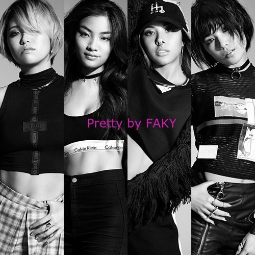 """FAKY - Pretty by KNOCKIN'""""Y""""AROUND on SoundCloud - Hear the world's  sounds"""