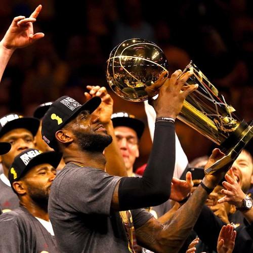 Podcast #194 - NBA Finals: Game 7 & la Légende de LeBron
