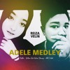 Adele Medley - Hello, When We Were Young, All I Ask (Instrumental Piano Cover)