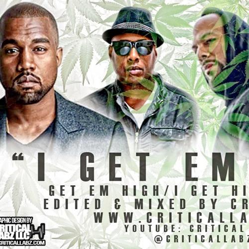 Kanye West feat. Talib Kweli & Common - Get Em High (Styles P Mash-Up) | Youtube: CriticalLabz
