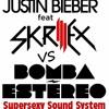 Justin Bieber Feat Skrillex Vs Bomba Estéreo - Sorry, Pure Love(Sxsystem bootleg remix)