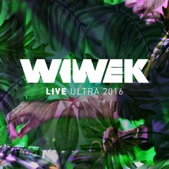 Wiwek live at Ultra Miami - OWSLA Stage 2016