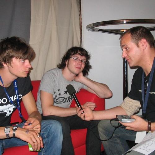 Interview mit Gustaf Norén & Samuel Giers von MANDO DIAO