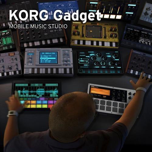 KORG Gadget v1.0.3 Previews (KORG Gadget Official Selection)