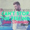 Justin Timberlake- Can't Stop The Feeling Remix (Prod. by Mo Musiq) Portada del disco