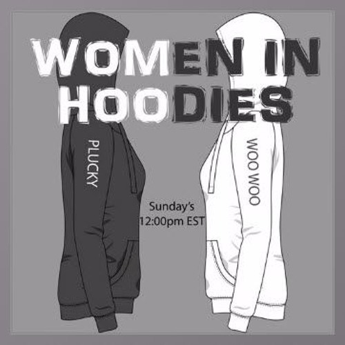 Women in Hoodies
