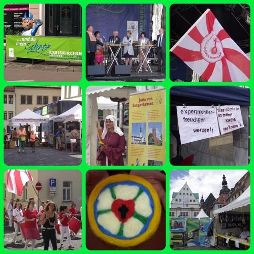 ... und du mein Schatz - Kirchenkreis Eisleben-Sömmerda feiert Kreiskirchentag