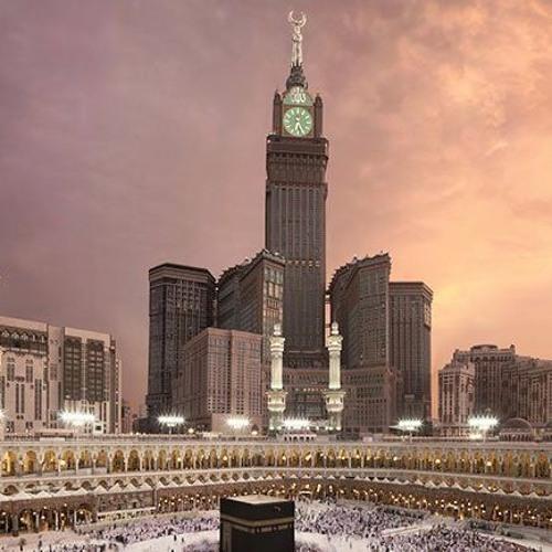 اول صلاة تراويح للشيخ صلاح باعثمان في الحرم المكي ليلة 8 رمضان 1437هـ من سورة الاعراف