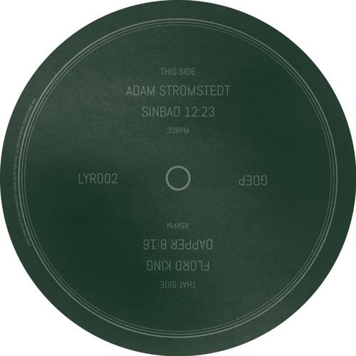 "Adam Stromstedt/Flord King - GDEP [LYR002 12""]"