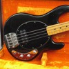 1978 MUSIC MAN STINGRAY - BLACK /Tone Full/Off/Pick/Slap