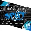 Tiësto & The Chainsmokers - Split (Only U) (NICKYP & Jax Jazer Future Tribal Bootleg) mp3
