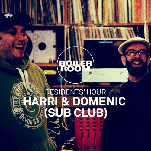 Residents' Hour: Harri & Domenic (Sub Club)