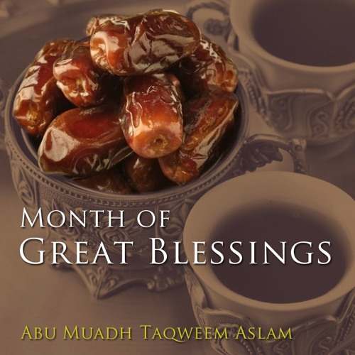 Month of Great Blessings