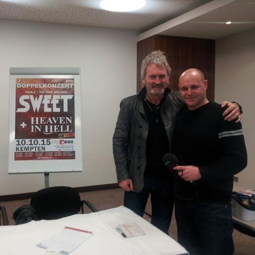 Interview mit Pete Lincoln von THE SWEET