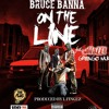 Bruce Banna ft. Mozzy & Greengo Nick - On The Line (Prod. L-Finguz) [Thizzler.com Exclusive]