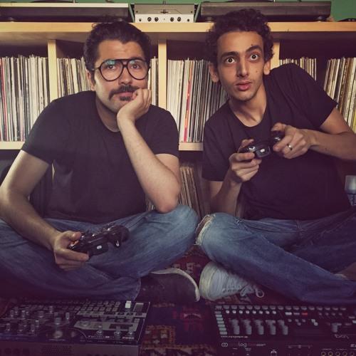 Adil Hiani & Jessin Hajji - Gaming Like Boys at Riad El Ali (Live Jam session) 21-06-2016